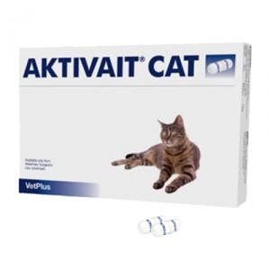 Vetplus Aktivait Kat - 60 capsules