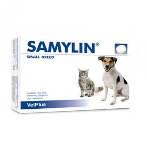 Vetplus Samylin tabletten - kat/kleine hond
