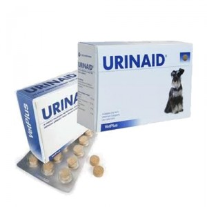 Vetplus Urinaid - 60 tabletten
