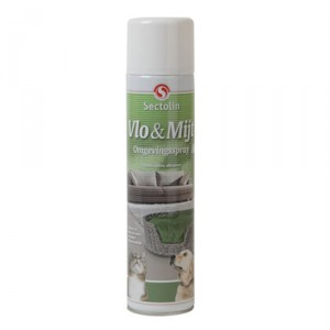 Floh & Milbe Umgebungsspray - 400 ml