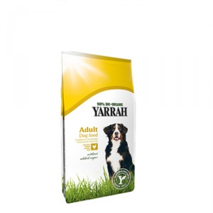 Yarrah - Adult Dog Food Chicken Bio - 2 kg