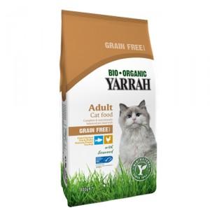 Yarrah - Droogvoer Kat Graanvrij Bio - 3 kg