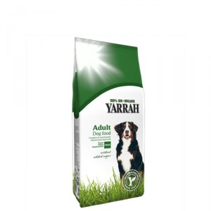 Yarrah - Dog Food Vegetarisch/Vegan Bio - 2 kg