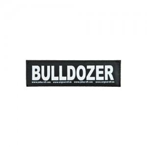 Julius-K9 Labels Groot - Bulldozer