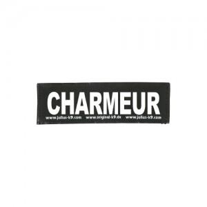 Julius-K9 Labels Groot - Charmeur