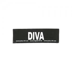 Julius-K9 Labels Groot - Diva