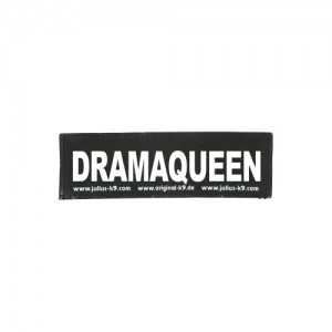 Julius-K9 Labels Groot - Dramaqueen
