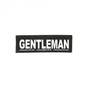 Julius-K9 Labels Groot - Gentleman