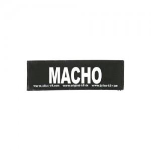 Julius-K9 Labels Groot - Macho
