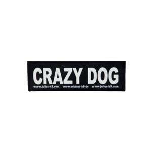 Julius-K9 Labels Klein - Crazy dog