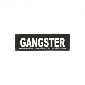 Julius-K9 Labels Klein - Gangster