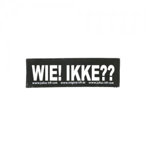 Julius-K9 Labels Klein - Wie! Ikke??