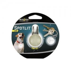 Nite Ize Safety Light Spotlight - Wit