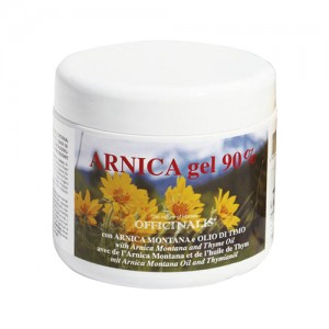 Officinalis Arnica Gel 90% - 1 L