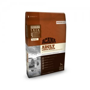 Acana Adult Large Breed Dog Heritage 17 kg