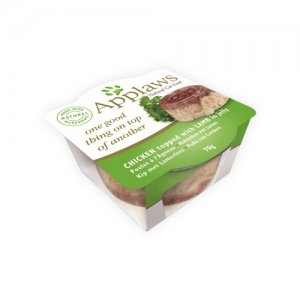Applaws Cat - Chicken & Lamb Layers - 12 x 70 g