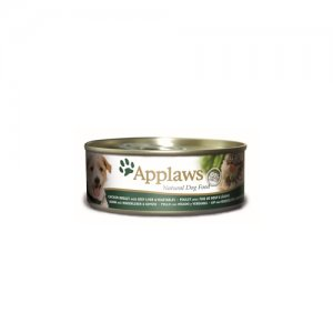 Applaws Dog - Chicken & Beef liver with Vegetables - 12 x 156 g
