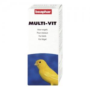 Beaphar multi-vitamine papegaai