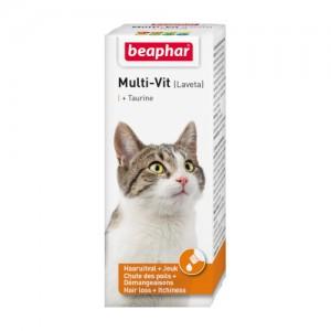 Beaphar Multi-Vit (Laveta) met Taurine - 50 ml