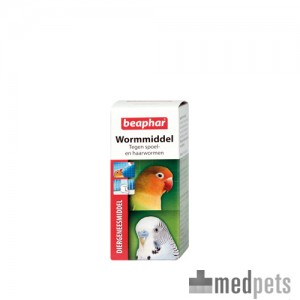 Beaphar Wormmiddel - 10 ml