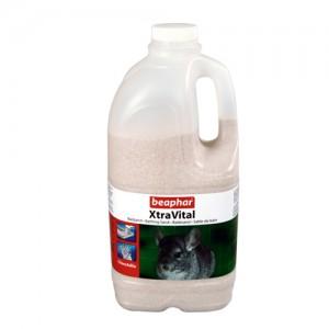 Beaphar Xtravital Chinchilla Badzand - 2 liter (1300 gram)