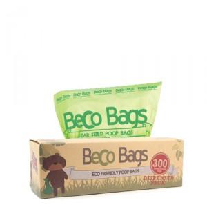 Beco Poop Bags Dispenser Roll - 300 stuks