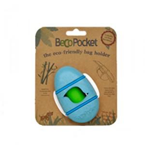 Beco Pocket Poepzakhouder - Blauw