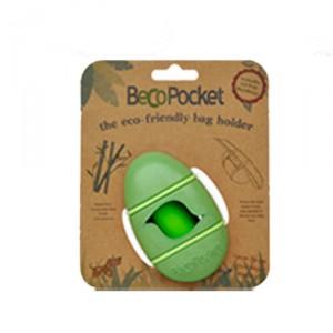Beco Pocket Poepzakhouder - Groen