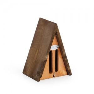 Beeztees Houten Vlinderkastje Driehoek