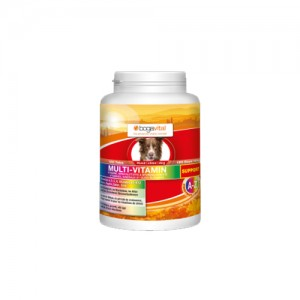 Bogavital Multi-vitamin Support Dog - 120 tabletten