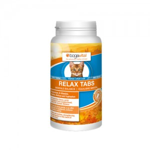 Bogavital Relax Tabs Cat - 120 tabletten