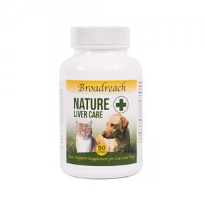 Broadreach Nature + Liver Care - 90 capsules