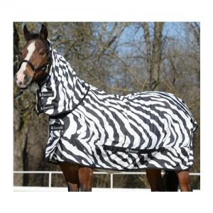 Bucas Sweet-Itch Zebra Full Neck - 155