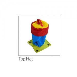 Buster Activity Mat - Top Hat