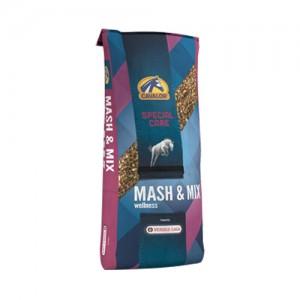 Cavalor Mash en Mix Wellness Slobber - 15 kg