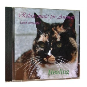 CD Relax Music for Animals