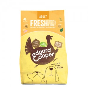 Edgard & Cooper Adult Dog Bio Truthahn - 700 g