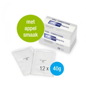 Equi-Competition Zakjes - 12 x 40 gram