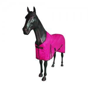 Equi-Thème Vliegendeken Eclat - 190 - Neon Pink
