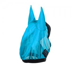 Equi-Thème Vliegenmasker Eclat - S - Bright Blue