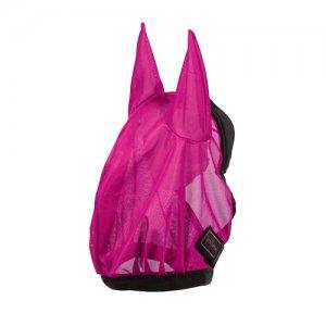 Equi-Thème Vliegenmasker Eclat - S - Neon Pink