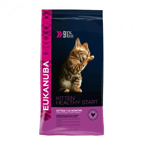Eukanuba Kitten Healthy Start - 2kg
