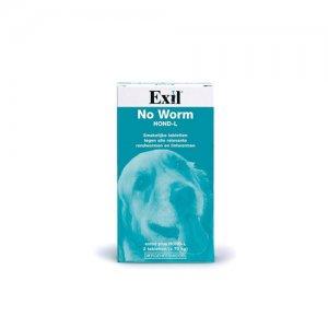 Exitel Plus XL Hond (voorheen Hond-L) - 2 tabletten