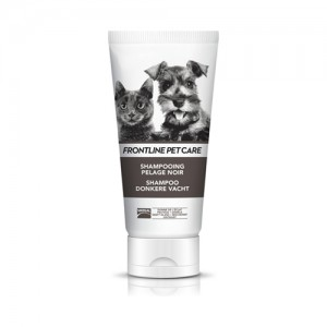 Frontline Pet Care Shampoo Donkere Vacht - 200 ml