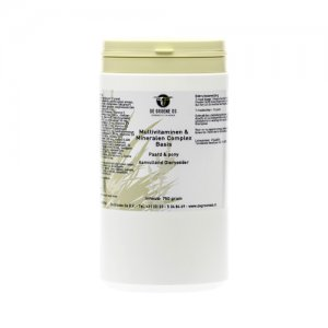 Groene Os Multivitaminen en Mineralen Complex Basis - Paard/Pony - 750 g