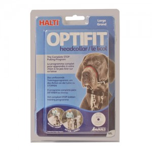 Halti OptiFit Headcollar - L