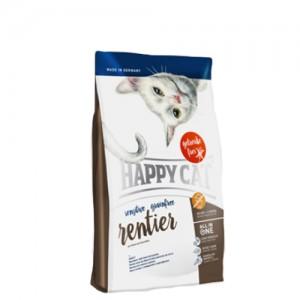 Happy Cat - Sensitive Grainfree Rentier (Rendier) - 4 kg