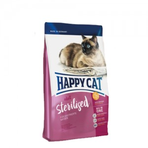 Happy Cat - Adult Sterilised - 300 g