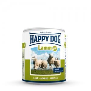 Happy Dog Lamm Pur - lamsvlees - 6x800g