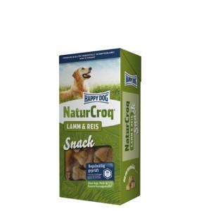 Happy Dog NaturCroq Snacks - Lamm & Reis - 5 x 350g